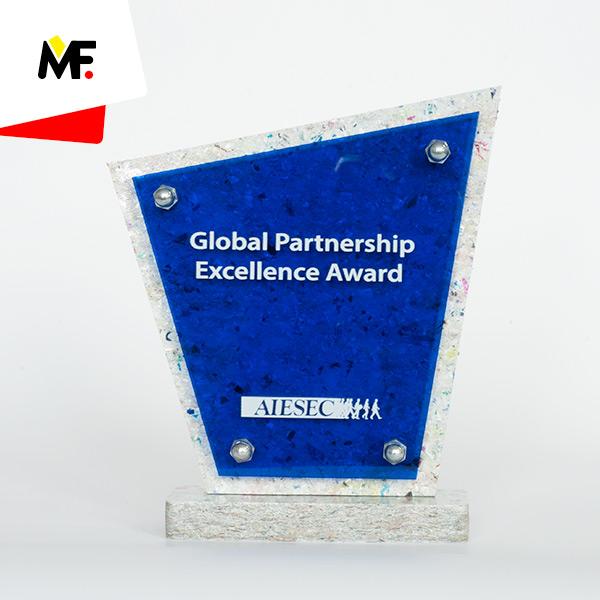 Auszeichnung als Preis für Aiesec
